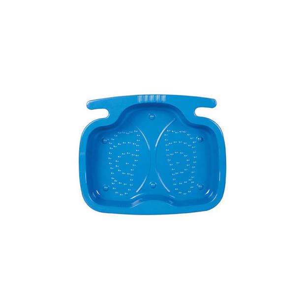 Intex voetbad voor zwembad - blauw