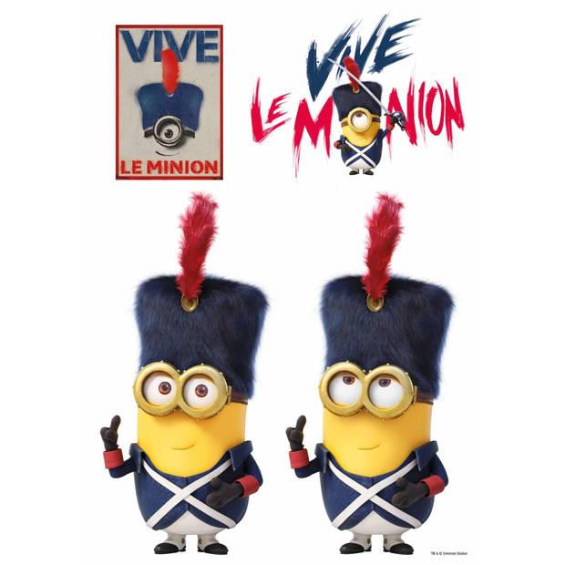 Muursticker Franse revolutie