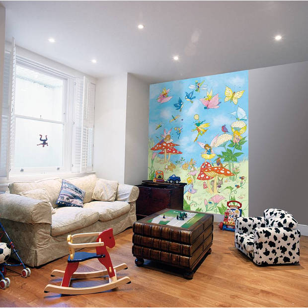 Fairytales - 183 x 254 cm - Multi