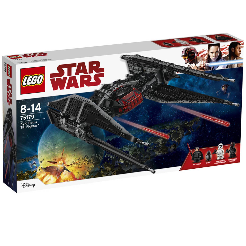 Lego 75179 kylo ren's tie fighter