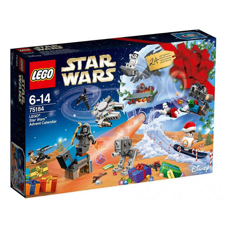 Lego 75184 star wars adventskalender 2017