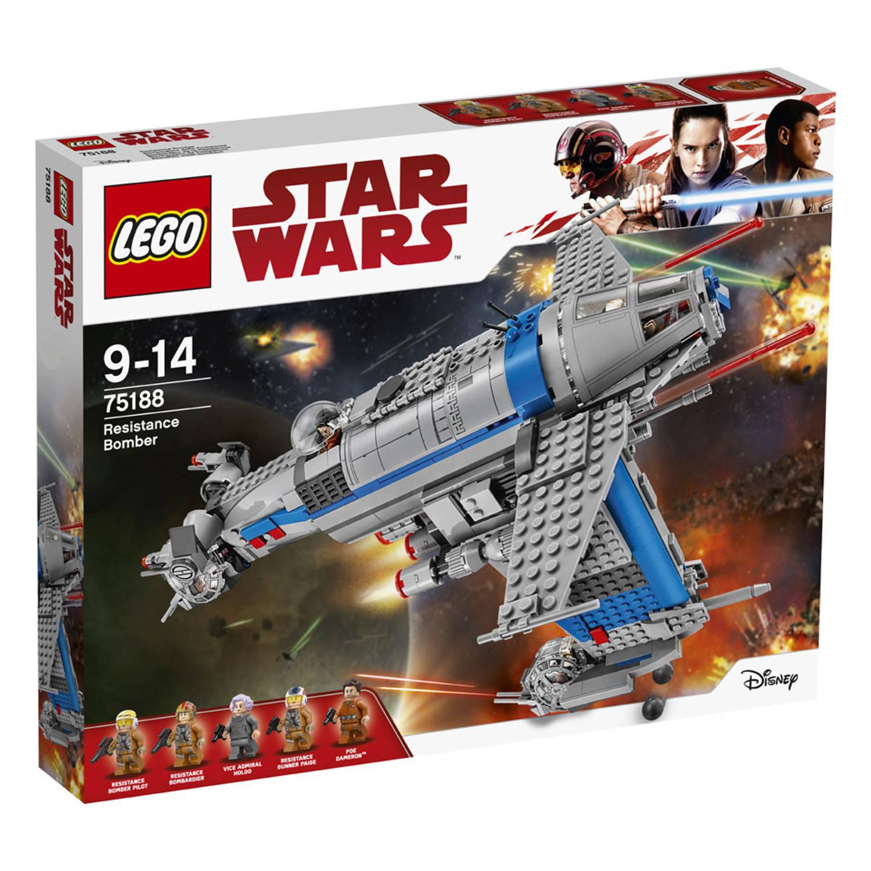 Lego 75188 verzetsbommenwerper