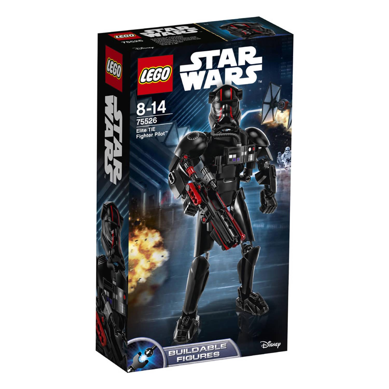 LEGO Star Wars Elite TIE Fighter-piloot 75526