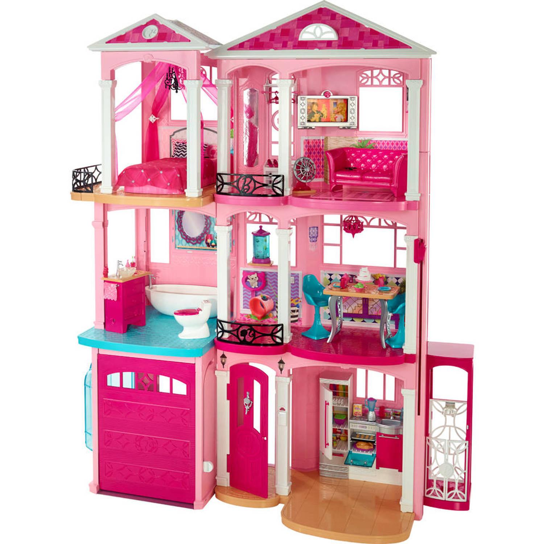 Barbie Barbie Dreamhouse Poppenhuis | Blokker