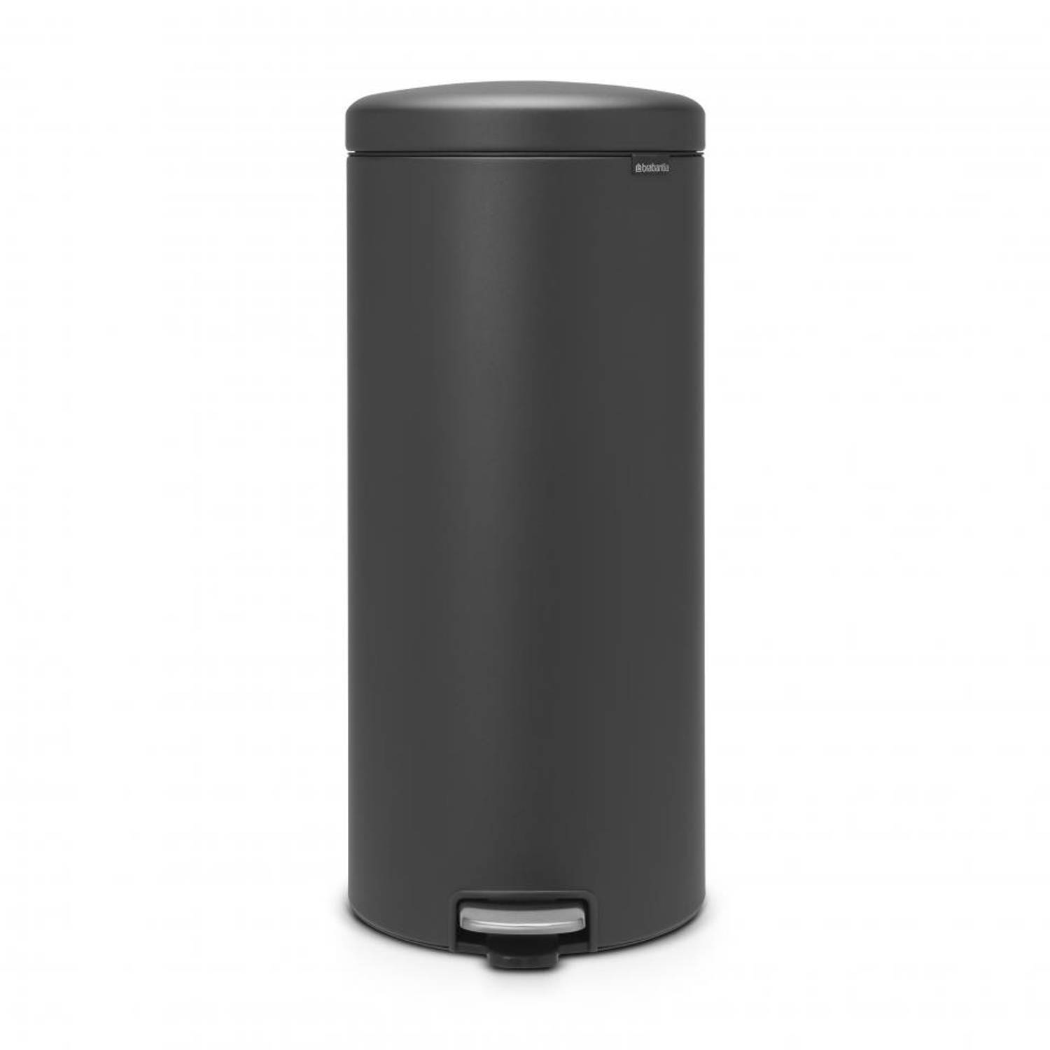 Brabantia newIcon pedaalemmer - 30 l - Mineral Infinite Grey
