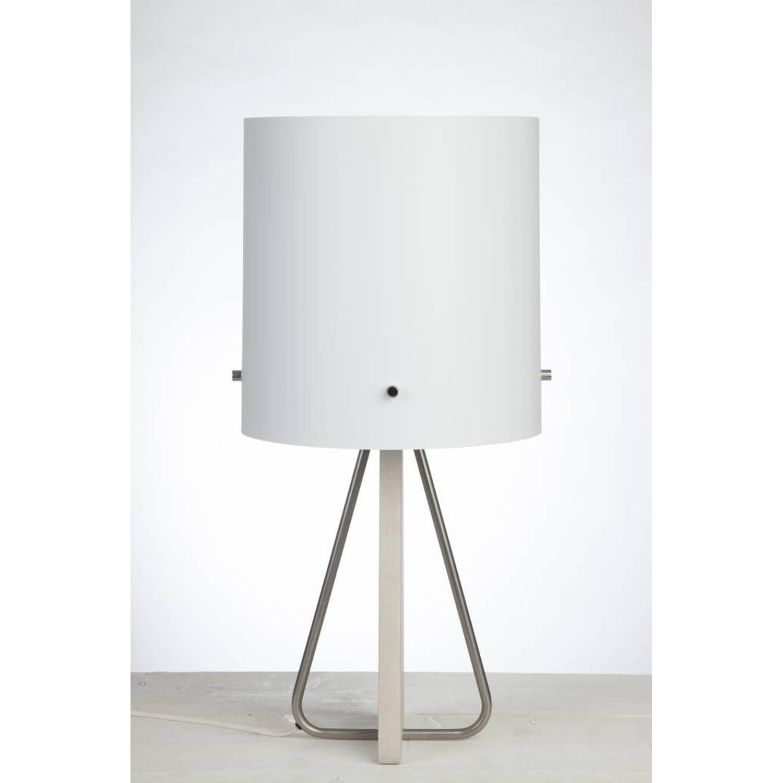 Tafellamp - WIT-WIT