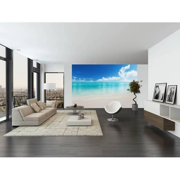 The Beach - 366 x 254 cm - Multi