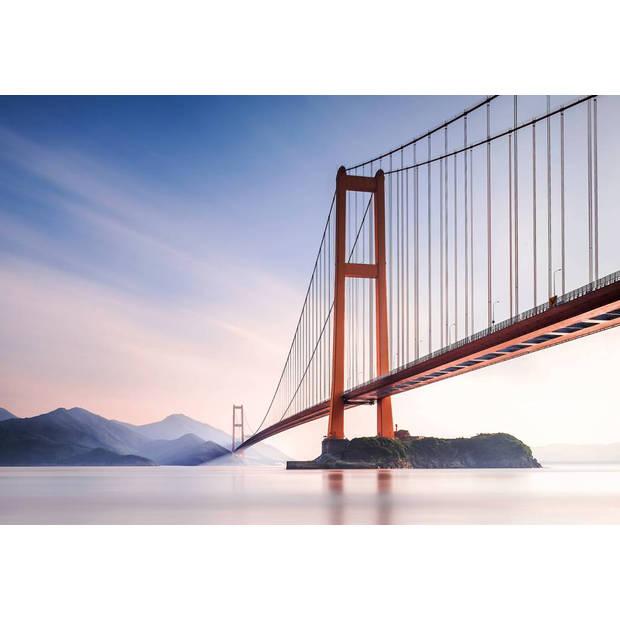 - Xihou Bridge - 366 x 254 cm - Multi