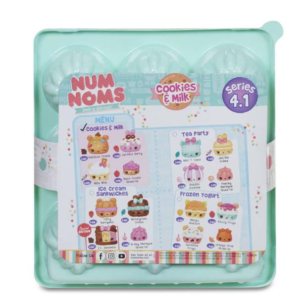 Num Noms Series 4 speelset starterpack Cookies & Milk