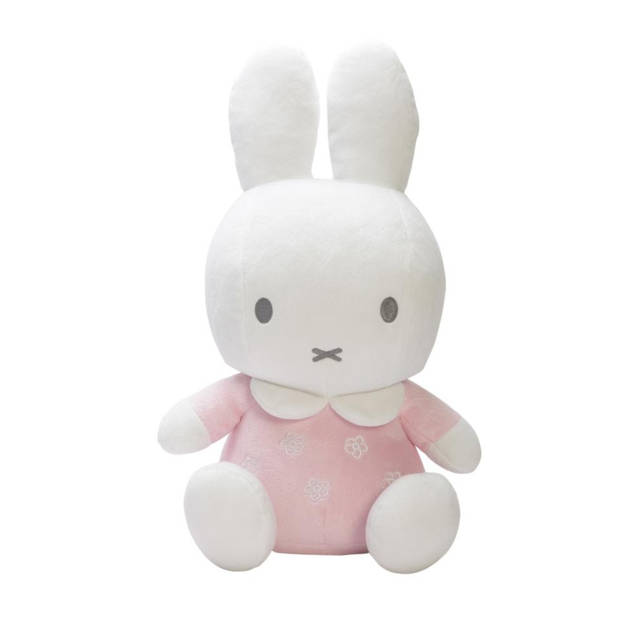 Tiamo Nijntje knuffel - 40 cm - roze