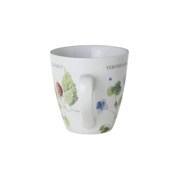 Marjolein Bastin Wildflowers beker medium Fragaria - 32 cl
