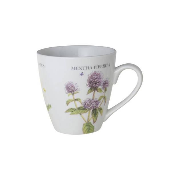 Marjolein Bastin Wildflowers beker medium Lotus - 32 cl