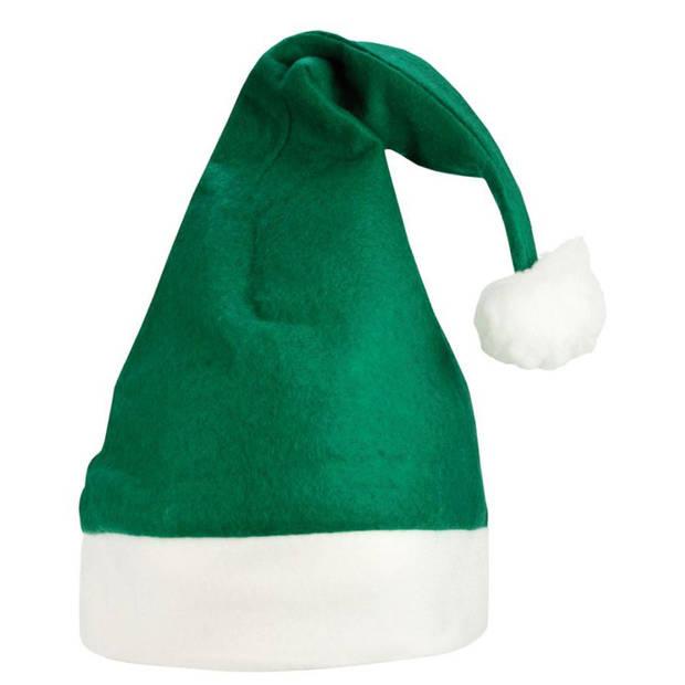 Benza Kerstmuts - Groen