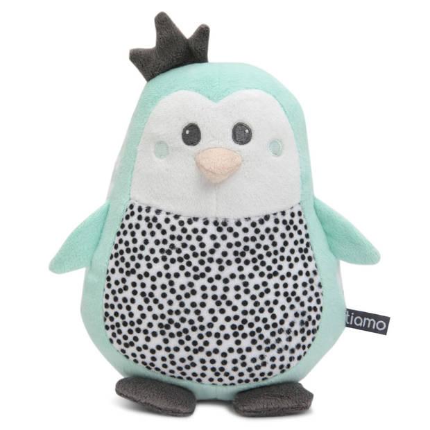 Tiamo Hello Little One knuffel pinguïn - 18 cm