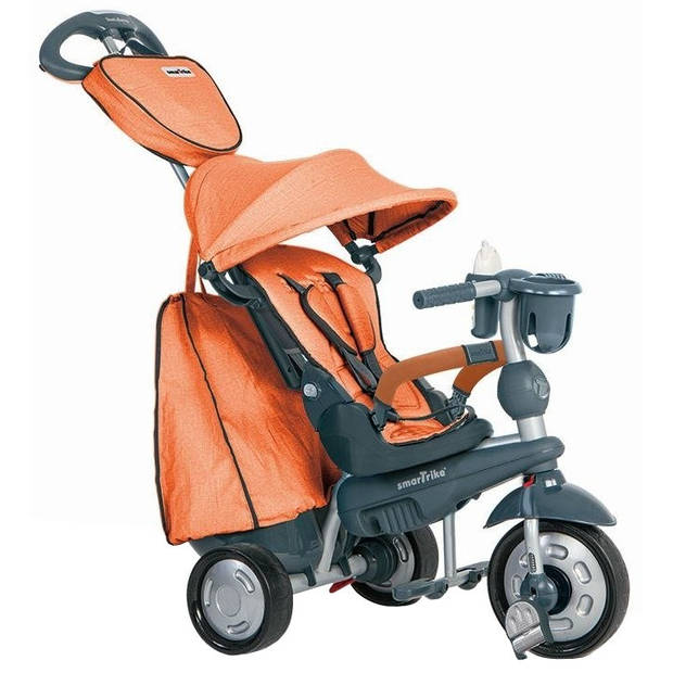 smarTrike Driewieler Kind Explorer Junior Oranje