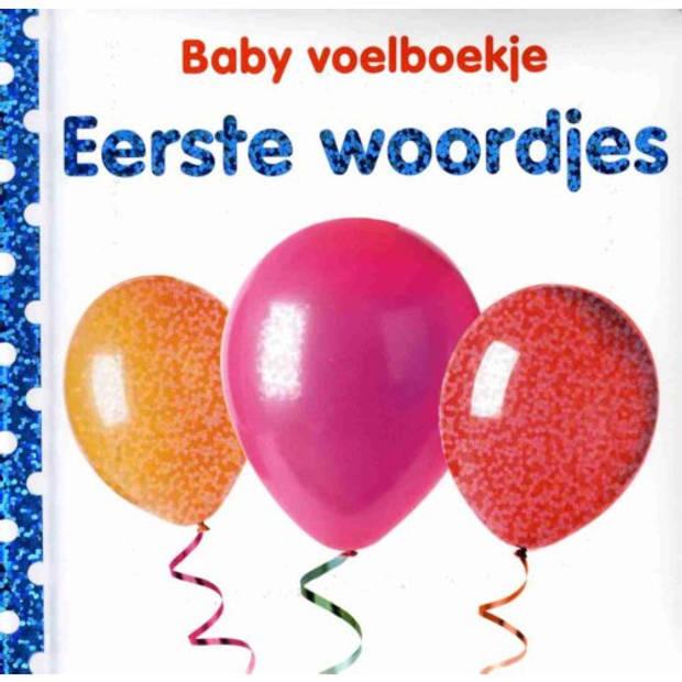 Eerste Woordjes - Baby Voelboekje