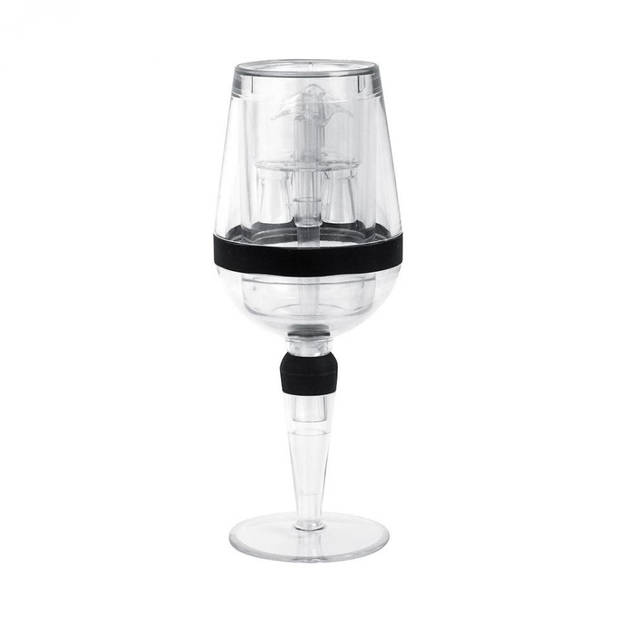 Balvi l'Hédoniste wijn decanteerder O2
