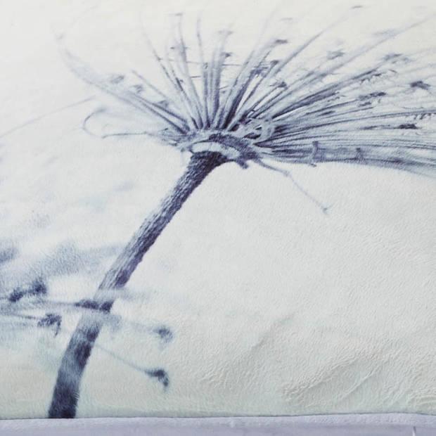 Dutch Decor Sierkussen Vreese 45x45 cm lila