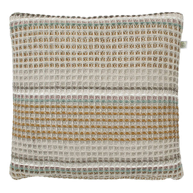 Dutch Decor Sierkussen Martha 45x45 cm multi