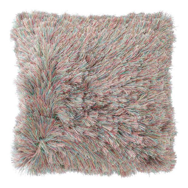 Dutch Decor Sierkussen Erno 45x45 cm groen