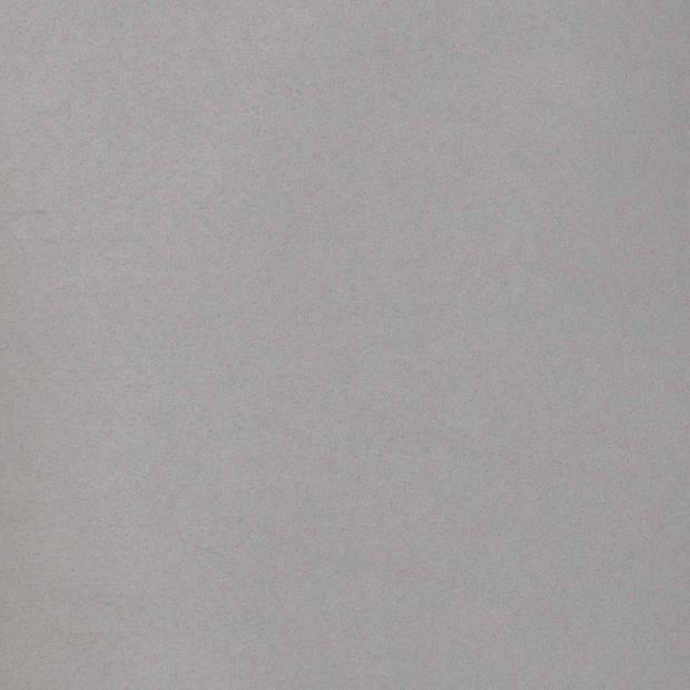 Dutch Decor Sierkussen Dova 45x45 cm midden grijs