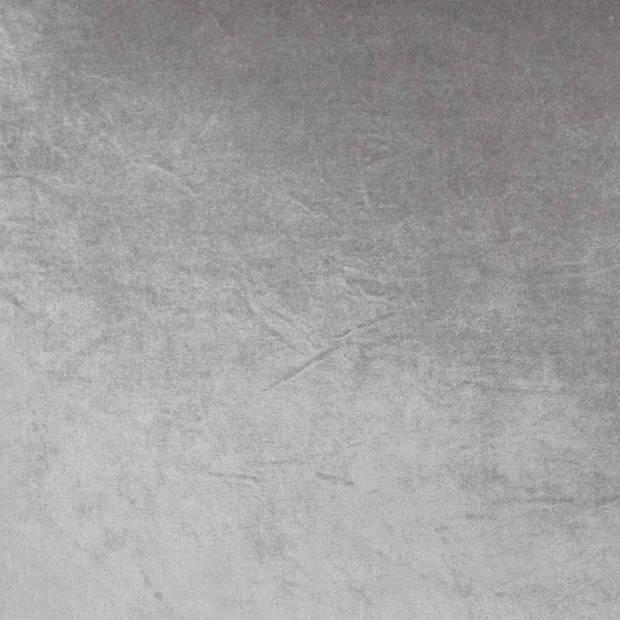 Dutch Decor Sierkussen Cido 45x45 cm midden grijs