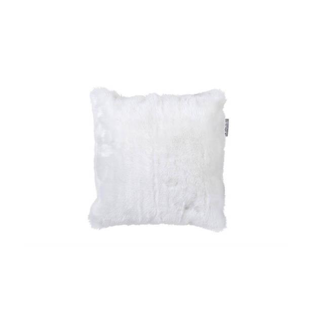 Walra Sierkussen Bente 45x45 cm off white