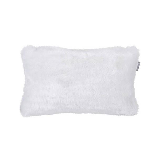 Walra Sierkussen Bente 30x50 cm off white