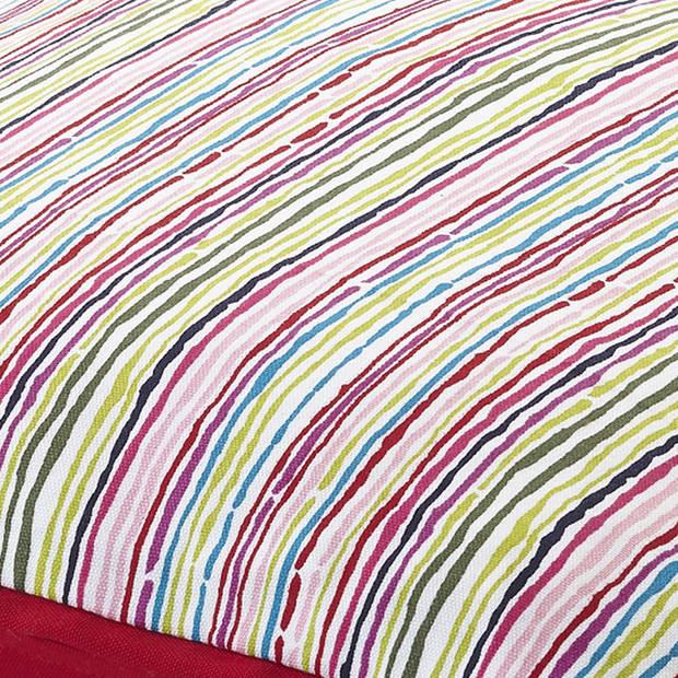 Dutch Decor Sierkussen Timeo 45x45 cm multi