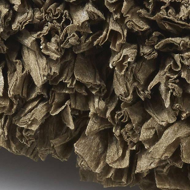 Dutch Decor Sierkussen Romano 45x45 cm olijf
