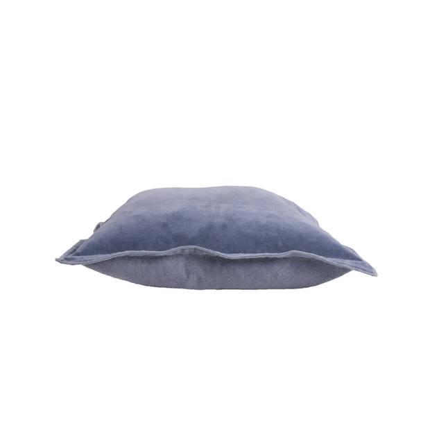 Walra Sierkussen Flinn 45x45 cm blauw