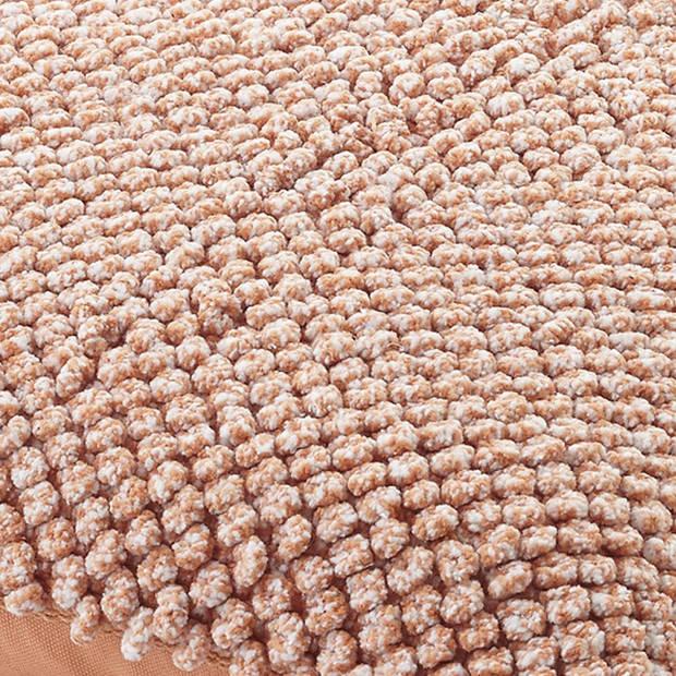Dutch Decor Sierkussen Corral 45x45 cm koraal