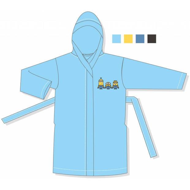 Sponge - badjas - 2/4 jaar - blauw