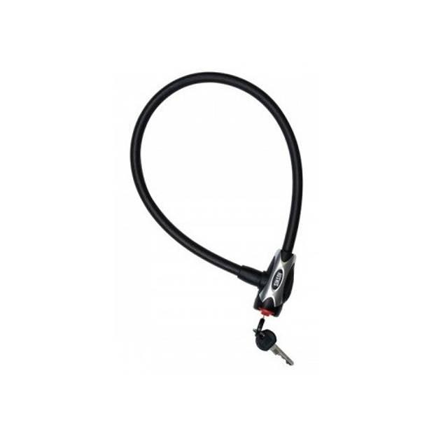 Simson kabelslot 650 x 12 mm zwart