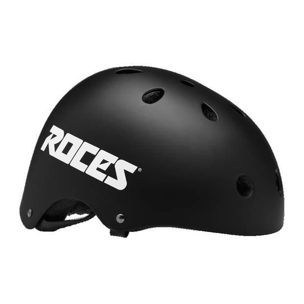 Roces Aggressive helm junior zwart maat 48-52