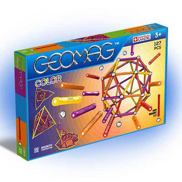Geomag Color - 127 stukjes