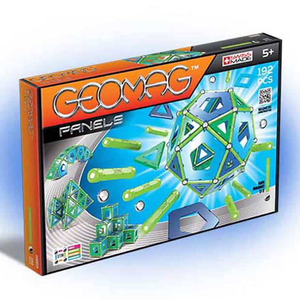 Geomag Panels - 192 stukjes
