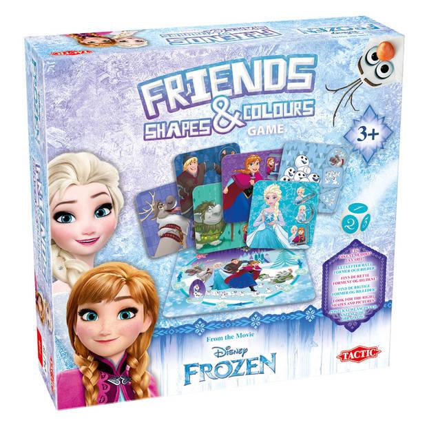 Tactic Disney Frozen Friends figuren en kleuren