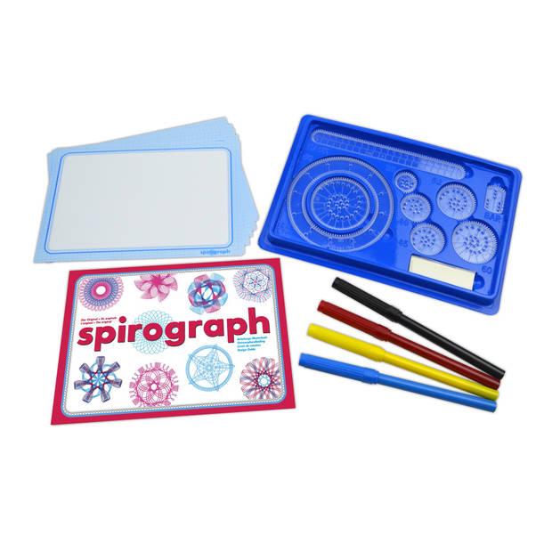 Spirograph tekendesigner Starter Set 28-delig