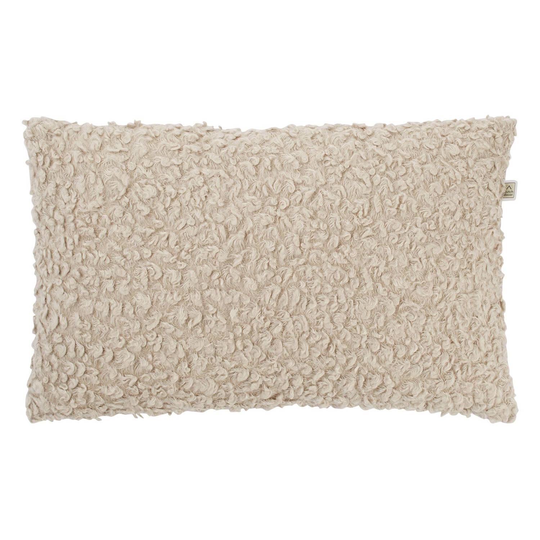 Dutch Decor Kussenhoes Mosca 30x50 cm zand