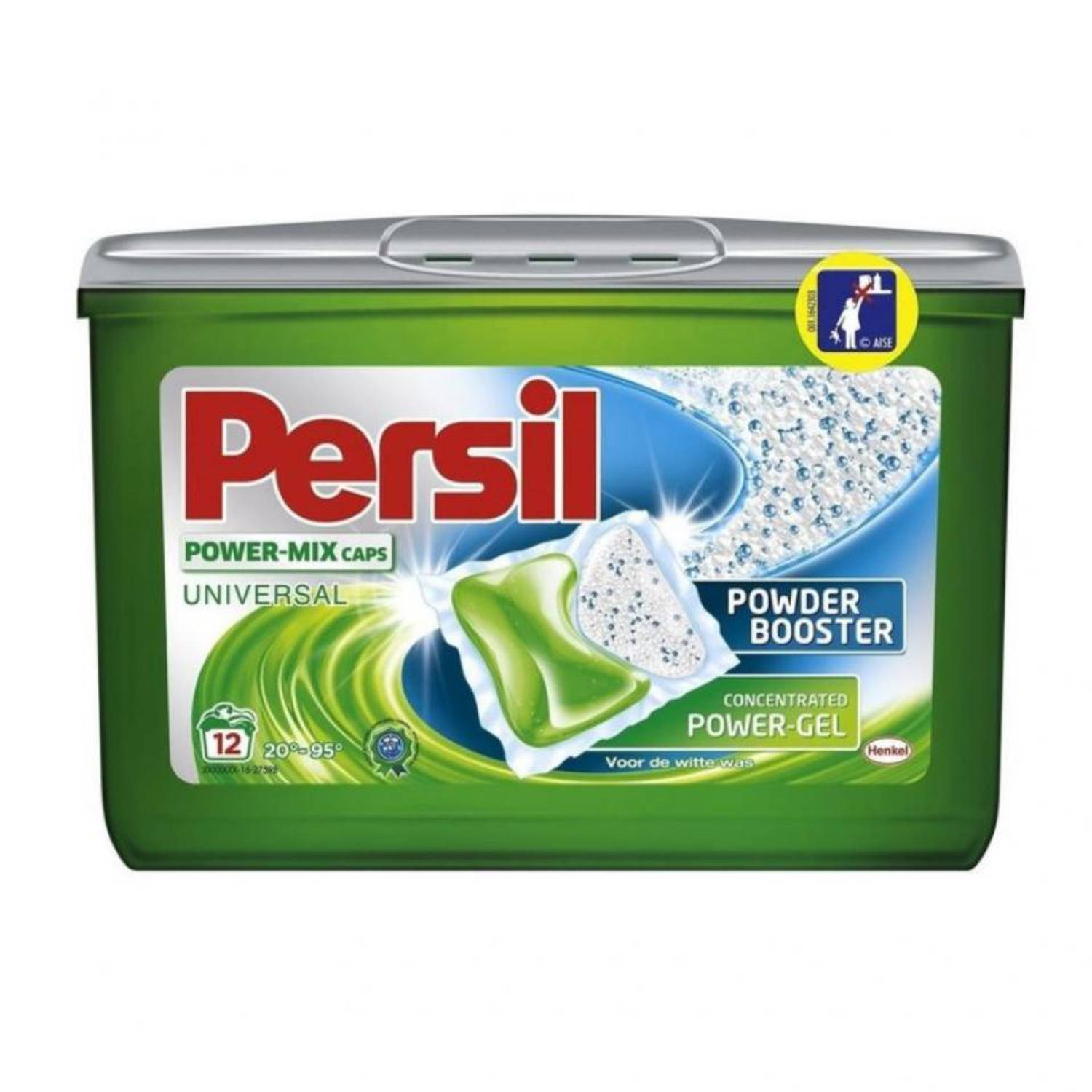 Persil Power Mix Caps wasmiddel