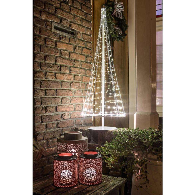Christmas United kerstboom - buiten - XXL - wit