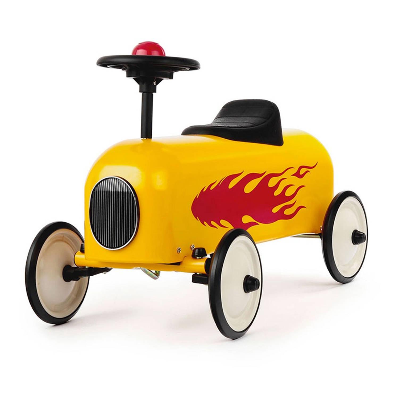 Afbeelding van Baghera Racer Retro Loopauto Flame