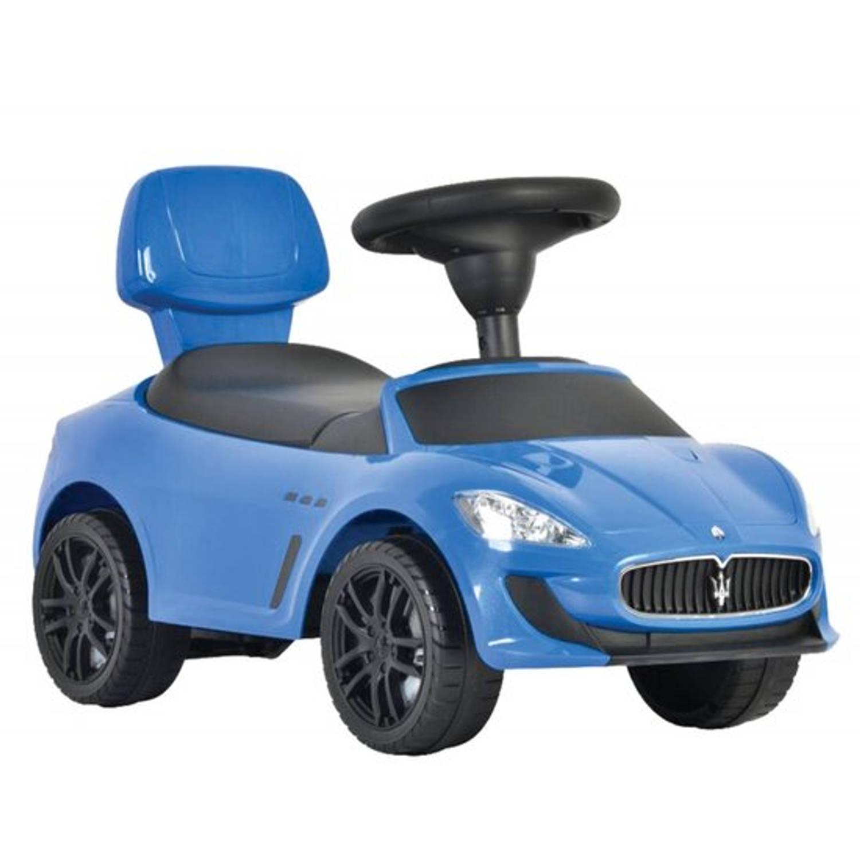 Afbeelding van Maserati Loopauto Blauw