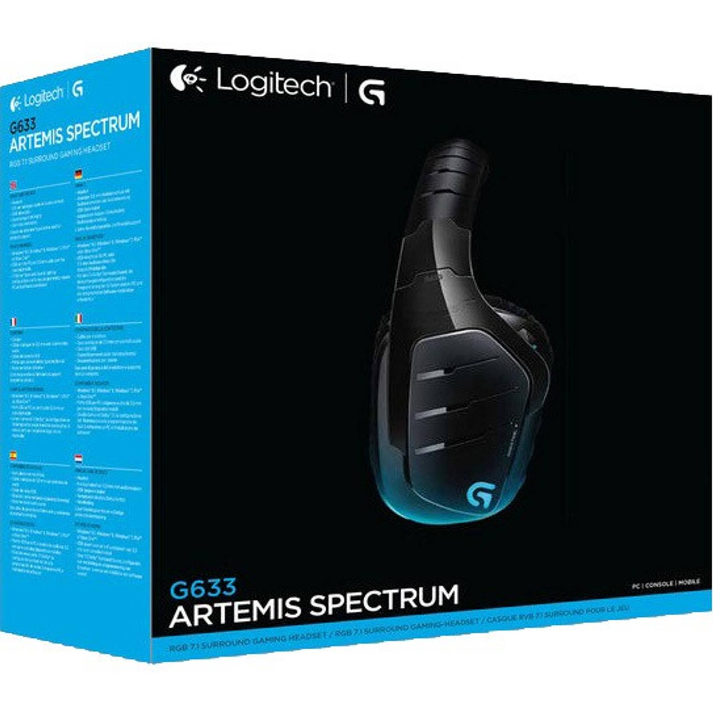 G633 Artemis Spectrum 7.1