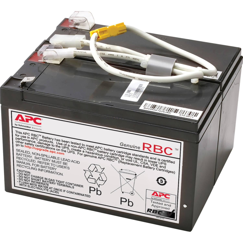 Batterij Vervangings Cartridge RBC5