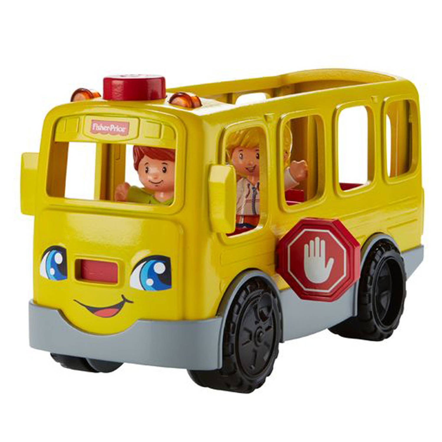 Fisher-price Little People Zit Naast Mij Schoolbus