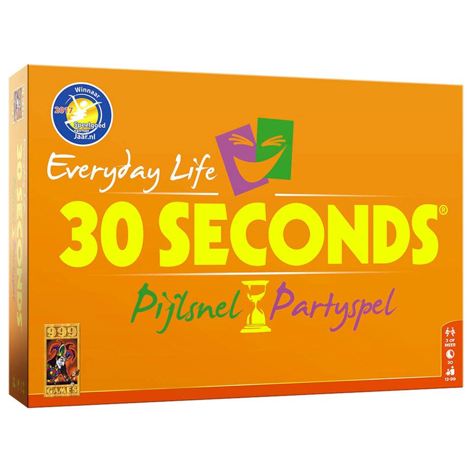 Korting 30 Seconds Everyday Life
