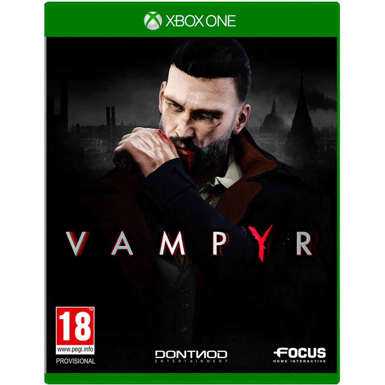 Focus Home Interactive Vampyr Xbox One (FHI093.BX.RB)