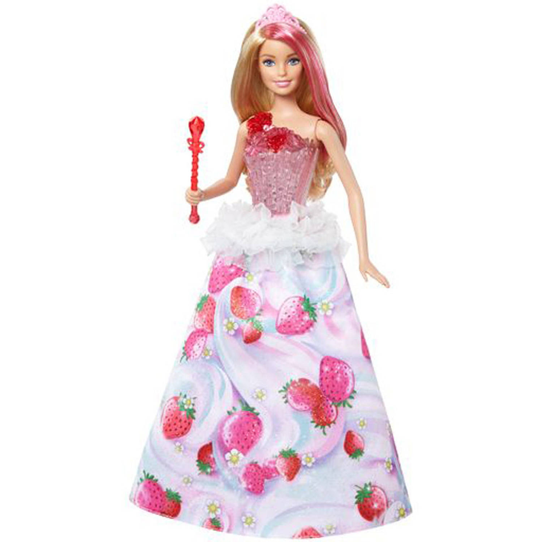 Barbie Dreamtopia - Zoethuizen Prinses Licht & Muziek pop